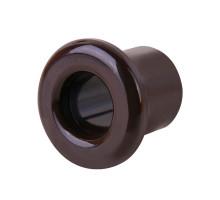Втулка (проход) пластиковая для вывода кабеля из стены a036805 коричневый Werkel