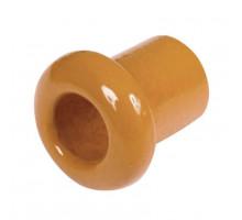 Втулка (проход) керамическая песочное золото GE70010-32 ТМ МезонинЪ