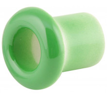 Втулка (проход) керамическая зеленый 130-З (KM) Lindas