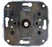 Механизм выключателя черный B3-203-** BIRONI перекрестный