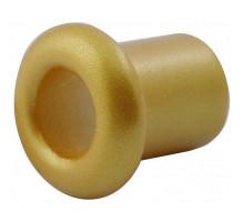 Втулка (проход) керамическая бархатное золото 130-БЗ (KM) Lindas