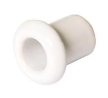 Втулка (проход) керамическая белый GE70010-01 ТМ МезонинЪ