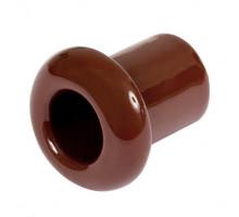 Втулка (проход) керамическая коричневый GE70010-04 ТМ МезонинЪ