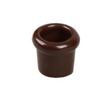 Втулка (проход) керамическая коричневый VBR Salvador