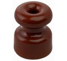 Кабельный изолятор коричневый RI-02202 Retrika