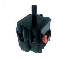 Механизм ретро выключателя двухклавишный GE70601 ТМ МезонинЪ