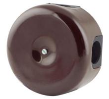 Распаечная коробка BOX3 большая D95, коричневый, BOX3BR (KM) Salvador