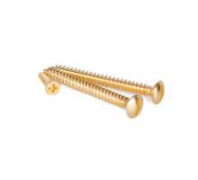 Винты для ретро выключателя (3 шт.) золото a038395 Werkel
